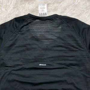 adidas Tops - Adidas black v-neck top
